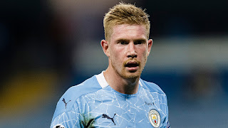 Guardiola reveals Manchester City midfielder De Bruyne set to be back this week