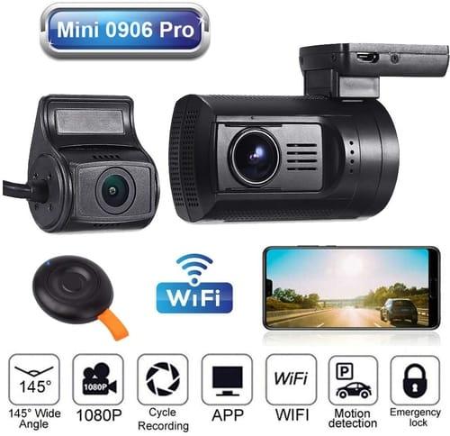 Blueskysea Mini 0906 PRO Dash Cam Car Camera