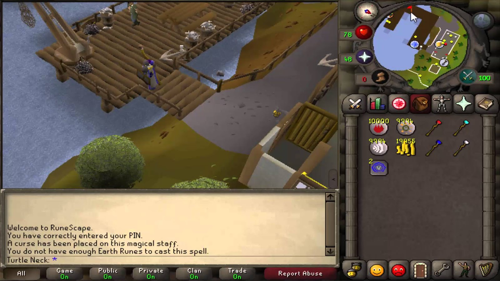 How To :): splashing guide osrs