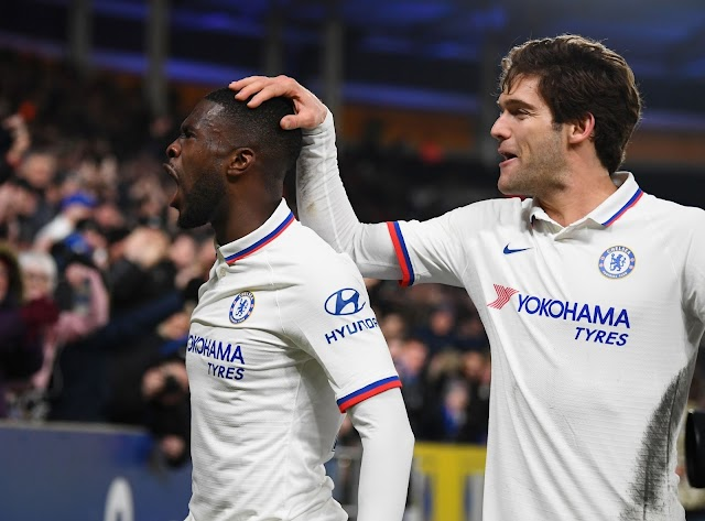 Hull City 1-2 Chelsea : Batshuayi & Tomori on target as Blues into FA Cup last 16