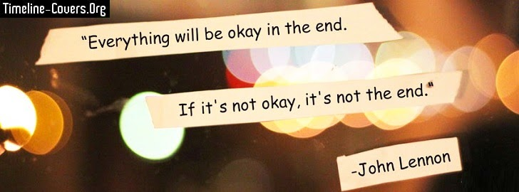 John Lennon Song Lyrics Quotes Images 1 Facebook Cover