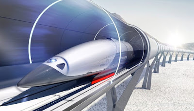 hyperloop running at 1000 kmph elon musk