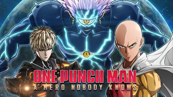 Akhirnya Muncul Juga One Punch Man: A Hero Nobody Knows  + New Hero
