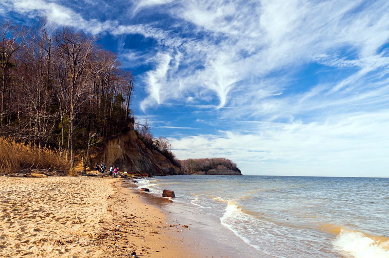 Secret Beaches in the U.S. Where You Can Find Real Treasure