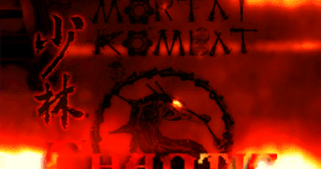 Mortal kombat chaotic download android