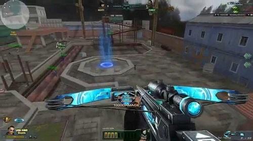 Bay bunny rất phổ biến trong dòng Game fps
