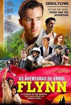 As Aventuras de Errol Flynn Torrent – WEB-DL 720p/1080p Dual Áudio