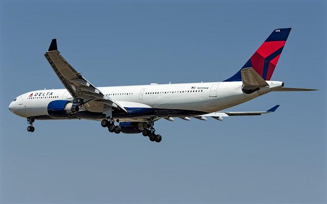 a330-300 delta air lines
