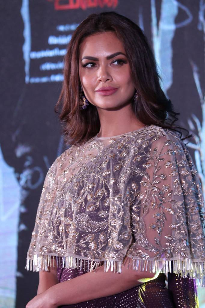 Esha Gupta At Yaar Ivan Audio Launch Stills