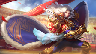 Download Script Skin Lancelot - Royal Matador (Mobile Legend)