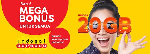 Harga Paket internet Indosat Ooredoo Lengkap Terbaru