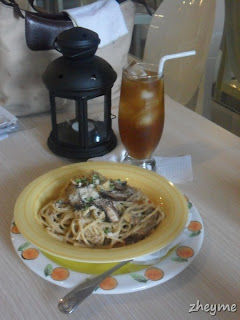 Adobo Pasta At Kitch Cafe: Food So Good!