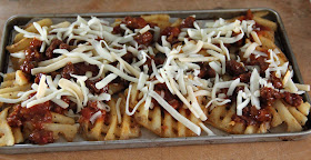 Jo And Sue Chili Nacho Waffle Fries