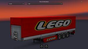 Trailer Lego