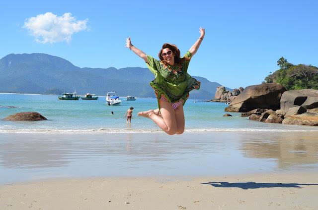 Praia do Aventureiro, um paraíso