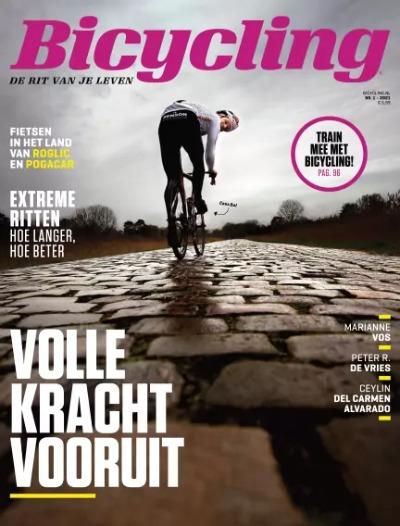 Bicyling Magazine fiets tijdschrift
