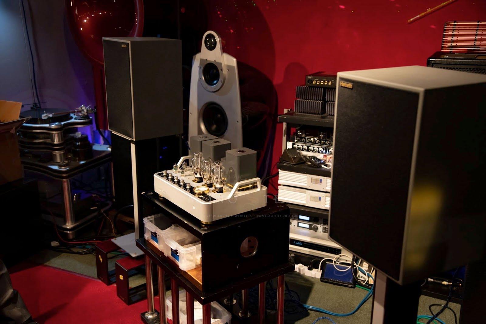 Mono and Stereo High-End Audio Magazine: Takatsuki TA-S01
