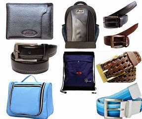 Men's BAGS, WALLETS & BELTS: Clearance Sale – All below Rs.399 @ Flipkart