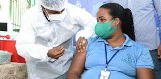 Mais de 78 mil pessoas já foram vacinadas contra Covid-19 na Bahia