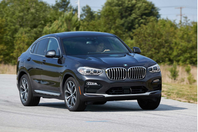 2020 BMW X4 Review