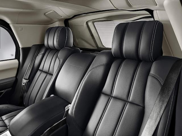 Range Rover Sentinel