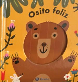 selección cuentos infantiles día del libro 2018, osito feliz emociones