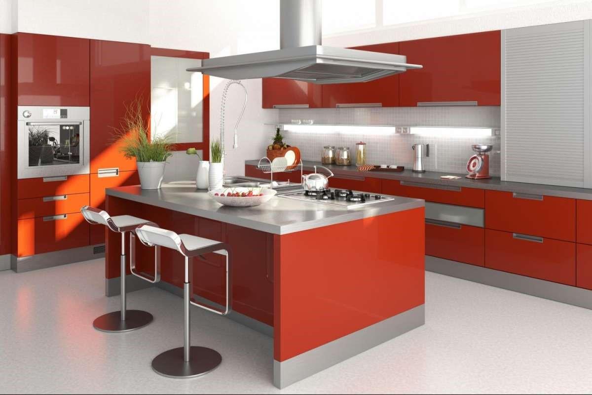 Cucine all\'americana: caratteristiche ed idee - Edilizia in un click