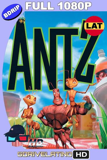 Antz: Hormiguitaz (1998) BDRip 1080p Latino-Ingles MKV