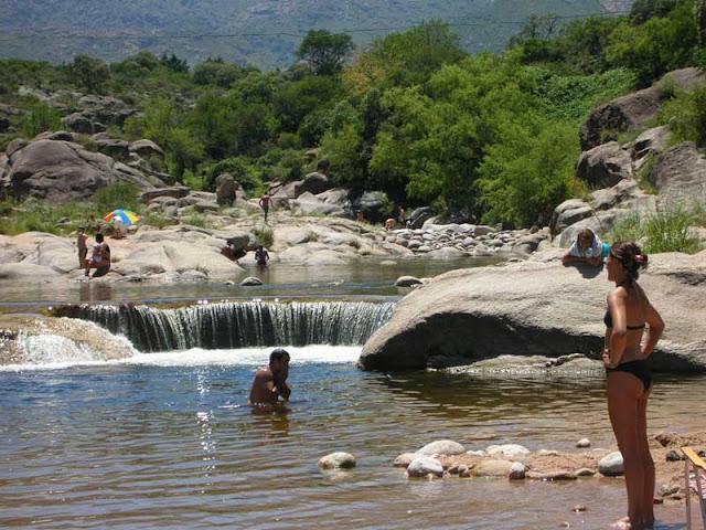Passeio para a Villa Carlos Paz e arredores no verão