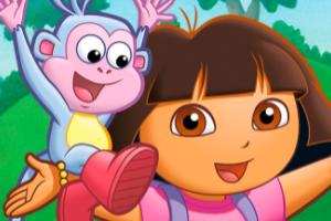 dora-the-explorer-4-coloring-game