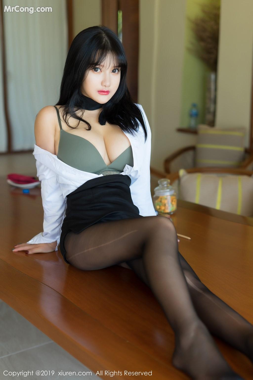 Image XIUREN-No.1653-Xiao-You-Nai-MrCong.com-012 in post XIUREN No.1653: Xiao You Nai (小尤奈) (54 ảnh)