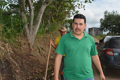 Resultado de imagem para foto do prefeito de orobo