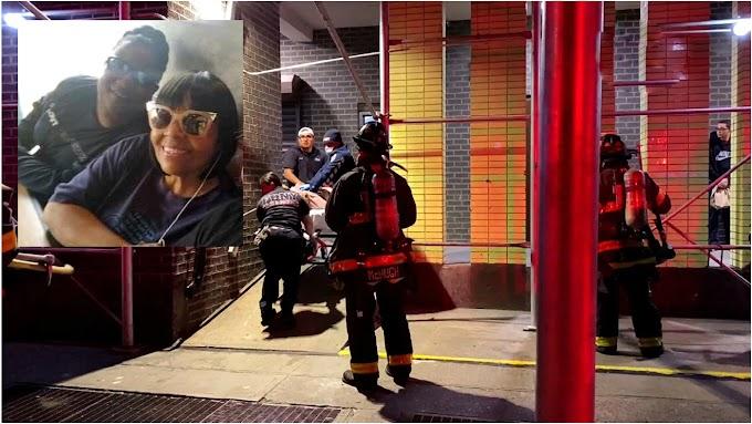 Madre e hija afroamericanas mueren en un incendio en edificio del Alto Manhattan