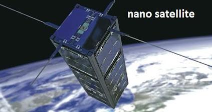 قمر صناعي نانو Nano Satellite والأقمار الصناعية المكعبة الكيوب سات Cubestats
