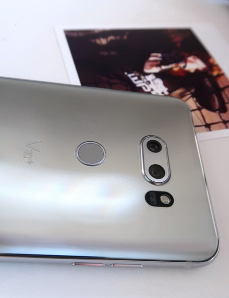 Review LG V30 Plus Indonesia