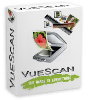 VueScan Pro 9.5.86 poster box cover