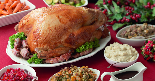 Falklander's Christmas Dinner