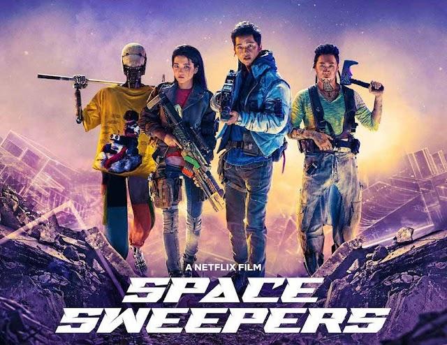 Space Sweepers: Film Pertama Korea Bertema Ruang Angkasa yang Sarat Emosi