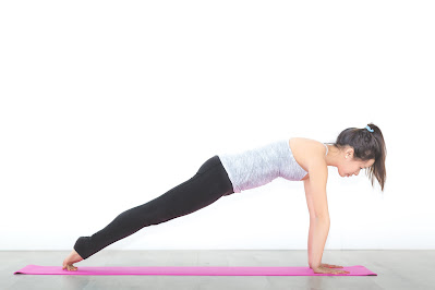 Core strenghting exercise