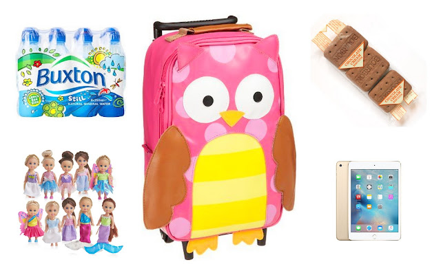 Kid's Flight Bag Essentials