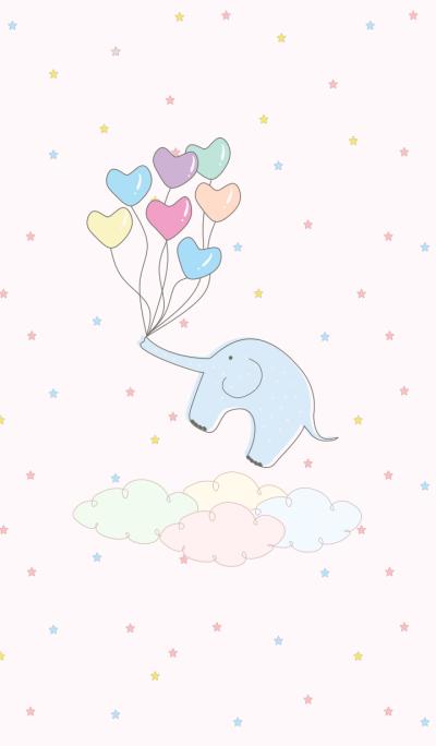 Elephant Full Color V.2