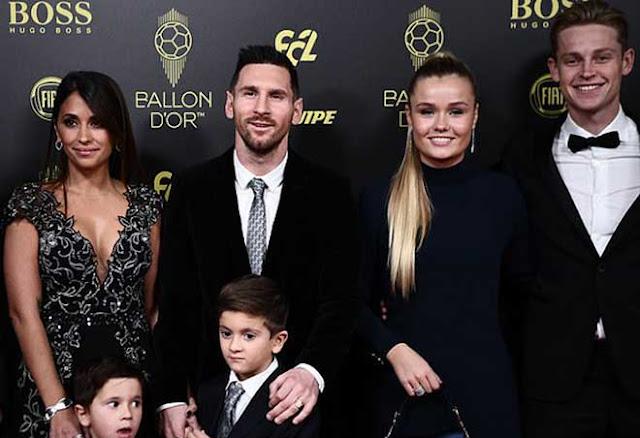 Lễ trao giải Quả Bóng Vàng 2019: Messi đoạt giải lần thứ 6 kỷ lục 10