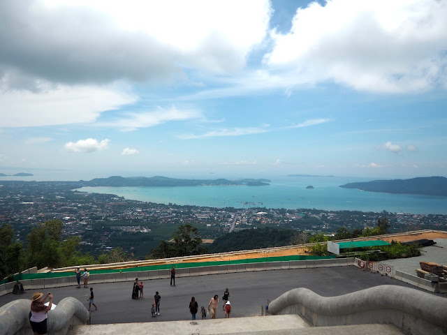 View from Big Buddha, Phuket, Thailand