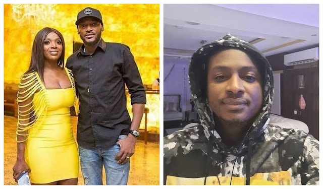 If you truly love your brother, You wont be putting your mouth in their martial crises- Annie Idibia brothers slams 2Face brother for calling their mother a witch
