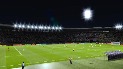 PES 2021 Westpac Stadium