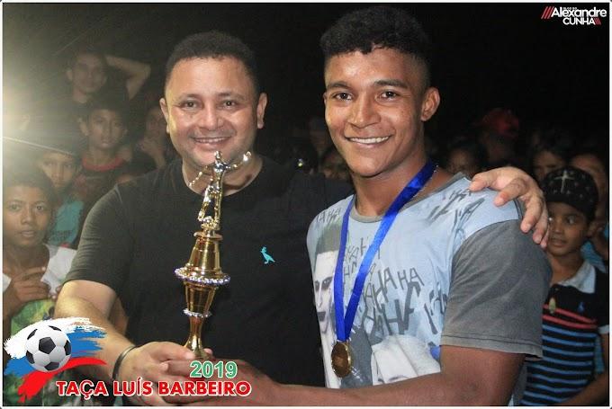 Morada Nova é campeão do campeonato Taça vereador Luís Barbeiro 2019