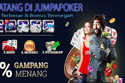 JUMPAPOKER Agen Poker IDN Bonus Member Baru Hingga 50%
