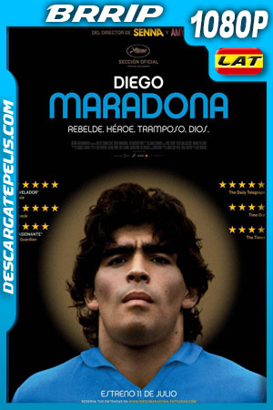 Diego Maradona (2019) 1080p BRrip Latino