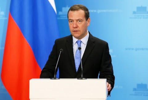 Medvegyev: az orosz élelmiszer-ellátás biztonsága lényegében biztosított