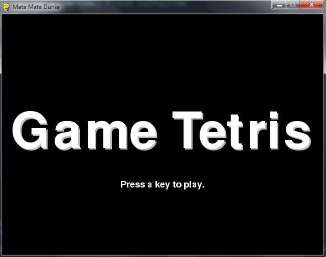 Tutorial Game Tetris Dengan Python 3 6++ ~ Mata Mata Dunia